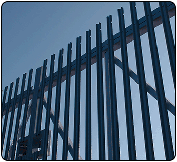 Metal Fence - Fences R Us Ltd